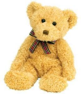 Ty Beanie Ba Huntley The Bear