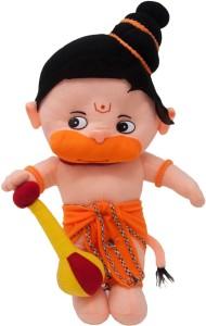 Fun Zoo Lord Hanuman (Bajrangbali) Hindu Idol Soft Toy  - 40 cm