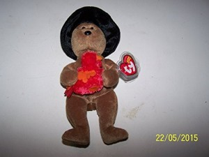 Ty Beanie Ba Plymouth The Bear