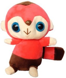 Cuddles Adorable Pk Stuffed Doll  - 20 cm