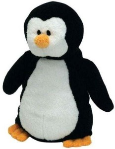 Pluffies Ty Waddle Penguin