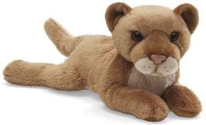 Gund Lioness Beanbag 3