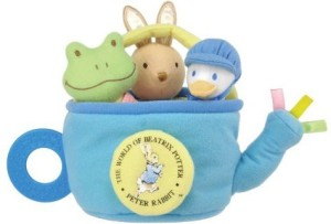 Kids Preferred Beatrix Potter Peter Rabbit Rattle Playset (Discontinued by Manufacturer)  - 20 inch