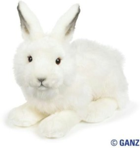 Webkinz Signature Arctic Hare With Trading Cards