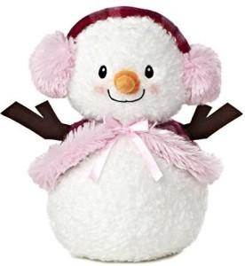 Aurora World Bundled Up Snowlady Plush10