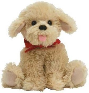 Ty Beanie Ba Biscuit The Dog (Bob Evans Exclusive)