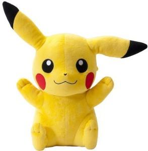 Bubble Hut Pikachu Soft Toy 12inch  - 30 cm