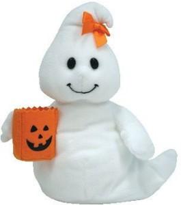 Ty Beanie Babies Gouliette - Girl Ghost  - 25 inch