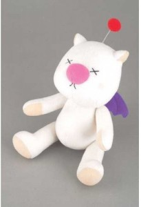 Square Enix Final Fantasy Moogle Plush Animal