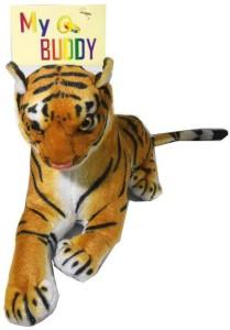 MYBUDDY cute lion soft toy  - 32 cm