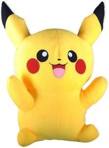 Bubble Hut Pikachu Soft Toy 18inch  - 45 cm