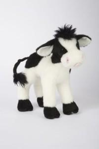 Douglas Plush Sweet Cream Cow 8