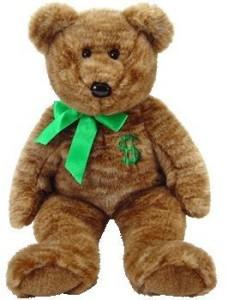 Ty Beanie Buddy Billionaire The Bear