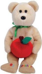 Ty Beanie Ba 1 Teacher The Bear (Internet Exclusive) Bear