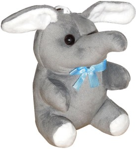 Siddhi Gifts soft toys for kids - Elephant  - 16 cm