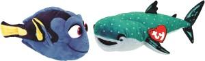 Skylofts Disney FInding Dory & Destiny Shark Stuffed Toys  - 32 cm