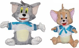 Cuddles Tom And Jerry  - 58 cm