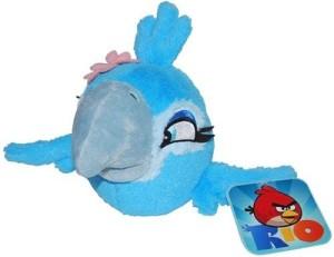 Angry Birds Rio 5Inch Girl Jewel Bird With Sound