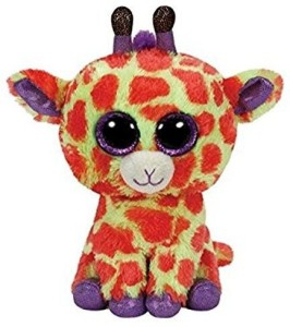 TY Beanie Babies Darci Giraffe (Justice Exclusive)