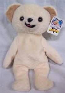 Snuggle Bear Mini Bean Bag 8
