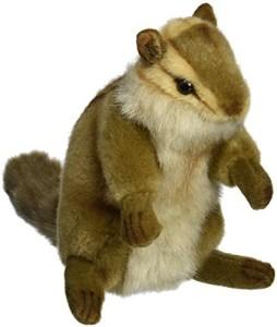Hansa Upright Chipmunk Plush Animal 6