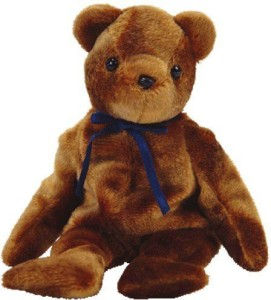 Ty Beanie Babies Tede The Bear ( Store Exclusive)