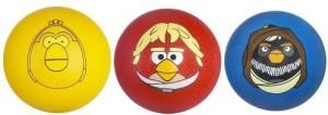 Koosh Angry Birds Star Wars Tatooine Heroes3Pack