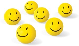 Asa Products smileys balls  - 3 inch