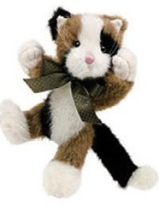 The Boyds Collection Ltd. Boyds Bears Cat Huxley W Penworthy 5741108 8
