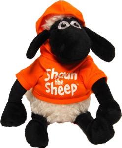 Shaun the Sheep Sheep With Removable Hood  - 20 cm