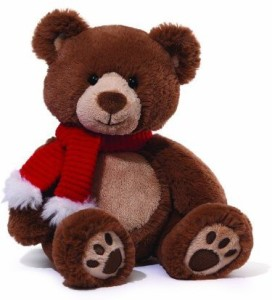 Gund Christmas 'Twinkle' Bear Plush, Small  - 25 inch