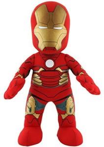 Bleacher Creatures Marvel'S Avenger'S 2 Age Of Ultron Iron Man 10' Plush