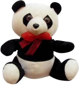 Tickles Panda Teddy  - 6 inch