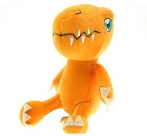 Purchaseforeasy Tl Newest Digital Monster Plush Doll Agumon