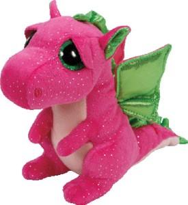 Jungly World DARLA - dragon pink reg  - 6 inch