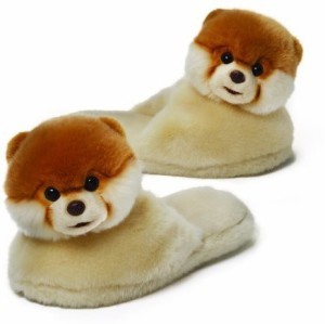 Gund Boo Slippers For Youth Large And Adultone Size