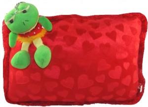Tickles Frog I Love You Cushion  - 27 cm