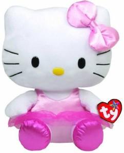 Ty Beanie Babies Hello Kitty - Ballerina Medium  - 25 inch