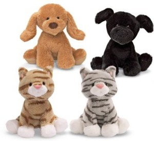 Gund Animal Chatter Dogs And Cats