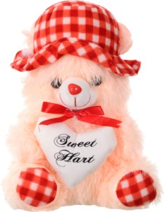 Joy Mart Cute Love Heart Teddy Bear for your special one or Valentine Gift  - 28 cm