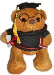 Cuddles Graduate Teddy  - 20 cm