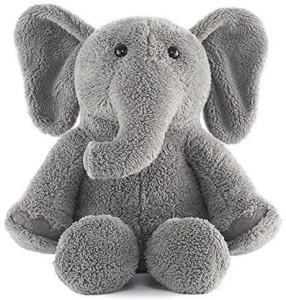 Kohl's Cares Kohl'S Care Gray Elephant Plush 115 Inches Tall