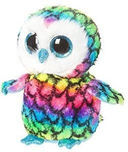 Ty Beanie Boos Aria - Owl (Claire's Exclusive)  - 25 inch