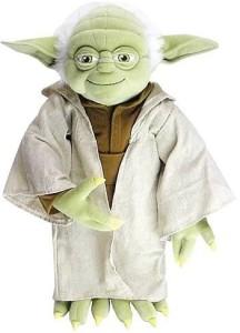 Comic Images Yoda Doll Plush 18