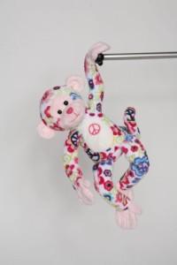 Douglas Cuddle Toys Fuzzles Abbey Monkey 11