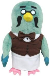 Sanei Animal Crossing New Leaf Doll Brewster/Master 8
