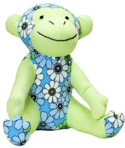 Unknown Color Zoo Mica The Monkey Floral