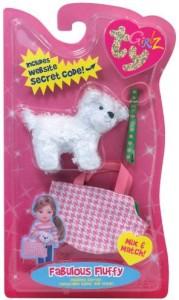 Ty Petz Fabulous Fluffy 8413