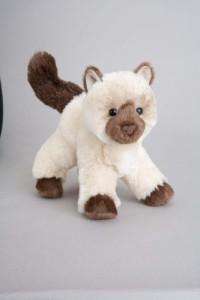 Douglas Cuddle Toys Plush Hilda Himalyan Cat 8