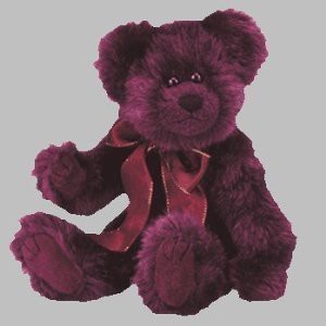 Ty The Attic Treasures Collection Beargundy The Bear